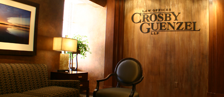 Crosby Guenzel LLP Offices